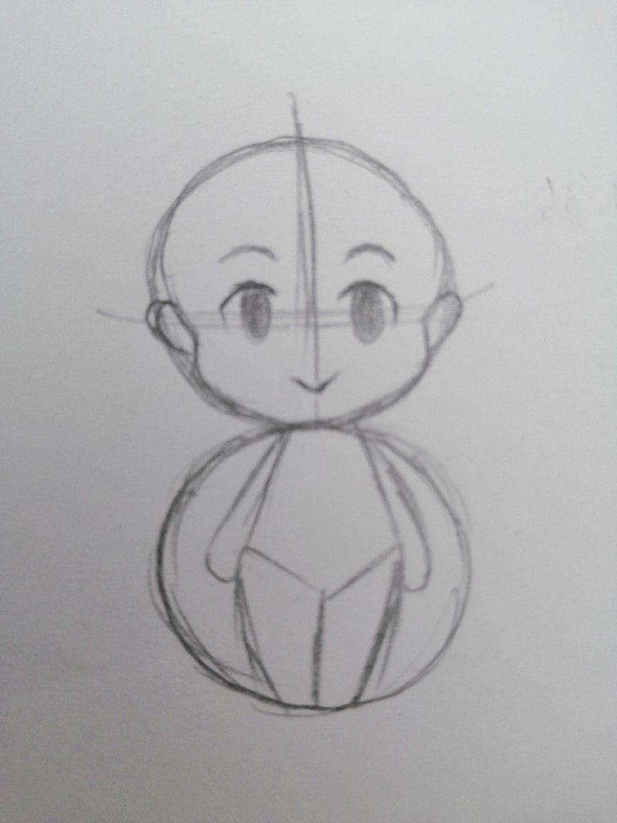Vẽ chibi đơn giản nhất cho người mới